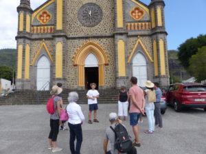 Tikatsou patrimoine : l'église Notre-Dame de la Délivrance
